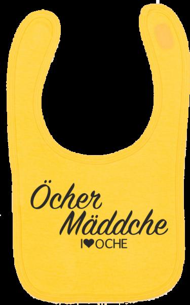 """""""ÖCHER MÄDDCHE"""" - Lätzchen"""