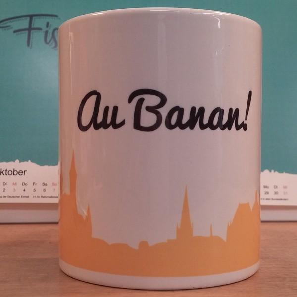 """""""AU BANAN"""" - Tasse"""