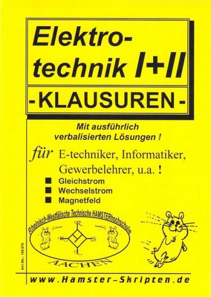E-Technik I + II Klausuren