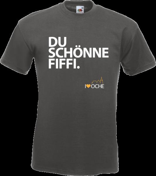 """""""DU SCHÖNNE FIFFI"""" - T-Shirt"""