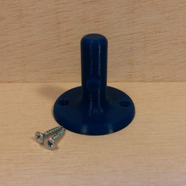 Halterung Rührhaken passend für Kitchen Aid Farbe dunkelblau