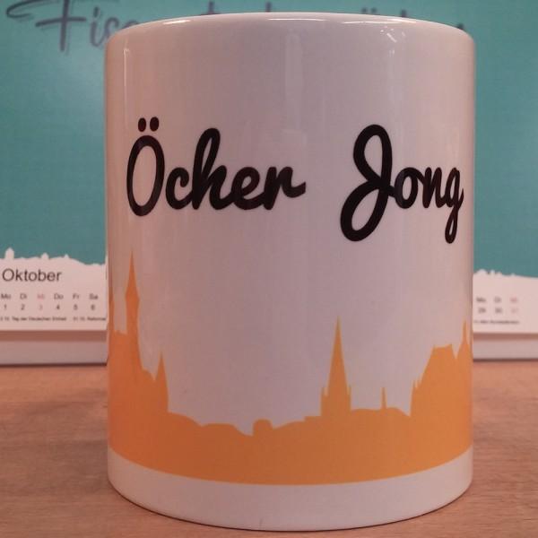 """ÖCHER JONG"" - Tasse"