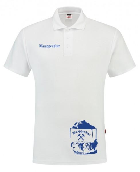 Herren Poloshirt große Lore in weiß 3XL-7XL